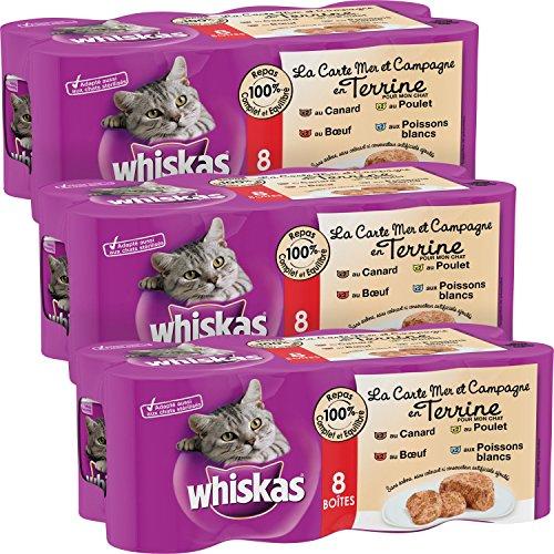 whiskas-boites-pour-chats-la-carte-mer-et-campagne-en-terrine-8400g-lot-de-3-24-boites