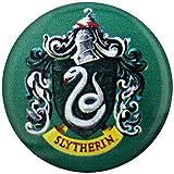 Harry Potter Pin Abzeichen Button Brosche Slytherin Schulhaus Wappen Offiziellen