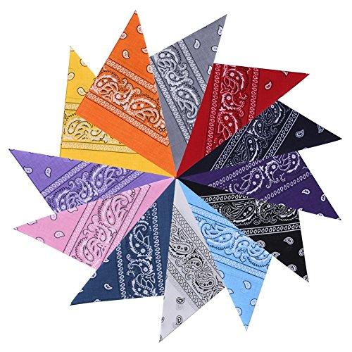 ghb-12x-bandanas-cheveux-homme-et-femme-foulard-bandeau-multicolor-multifonction-cou-tete-echarpe-mo