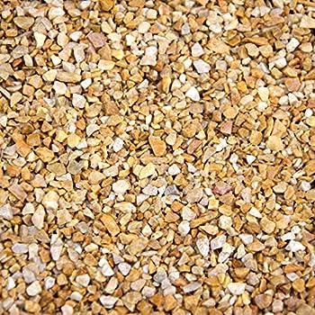 BTT-ST Steinteppich aus Marmorkies Rosso Verona und Epoxidharz Bindemittel f/ür 4,8m/² Marmorstein Marmorkiesel Steinboden Bodenbeschichtung