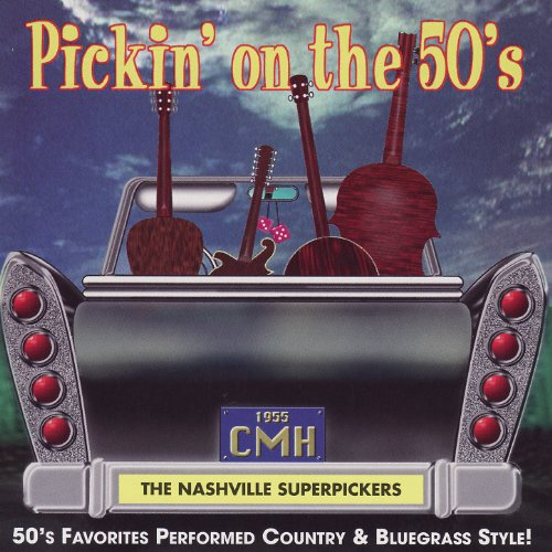 Pickin' On The 50's Favorites Performed in a Country & Bluegrass Style!
