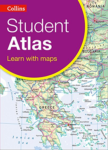 Student atlas. Learn with maps. Per le Scuole superiori