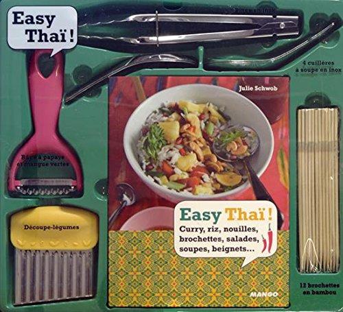 Easy Thaï ! : Coffret livre + ustensiles