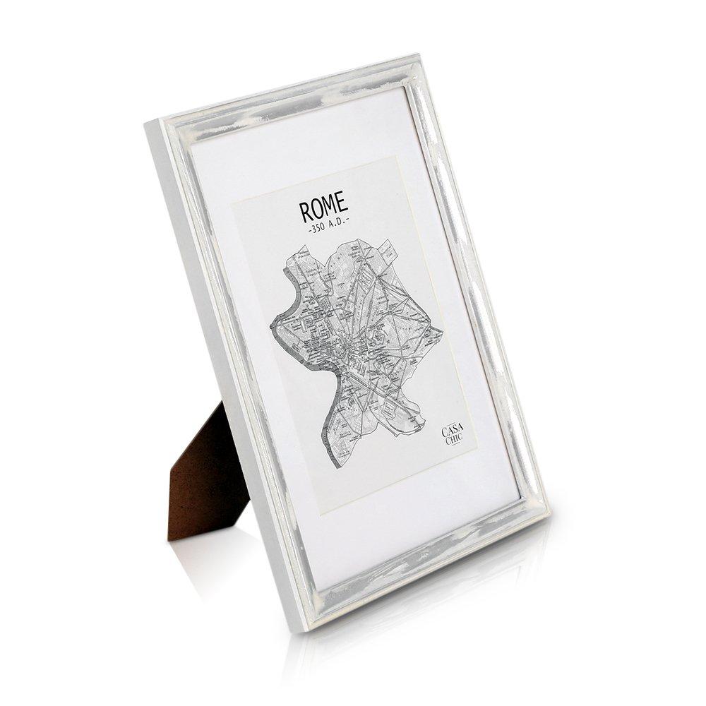 Passepartout 20x30 cm 13x18 cm Bianco Artico