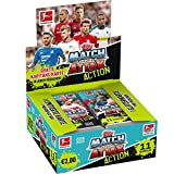 Unbekannt Topps Match Attax Action 2018/19 - 1 Display (20 Booster) - Deutsch