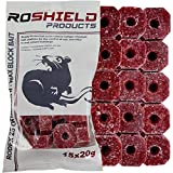 Best Mice Killers - Roshield 600g Rat & Mouse Killer Poison Control Review