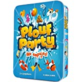 Cocktail Games- Plouf Party - Español, Color (Asmodee CGPP0001)