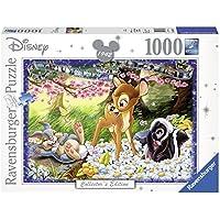 Ravensburger Italy 19677 Collezione Disney - Puzzle Bambi, 1000 Pezzi