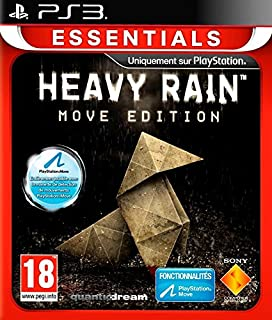 Heavy Rain - collection essentials (jeu PS Move) (B008FWY0AQ) | Amazon price tracker / tracking, Amazon price history charts, Amazon price watches, Amazon price drop alerts