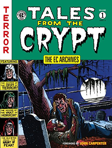 (W/A) Al Feldstein & Various (CA) Al Feldstein As any fan of comics knows, EC comics still represent the best of Golden Age writing and artwork. Now, Dark Horse Books is proud to bring you the very first issues of EC's Tales from the Crypt, featu...