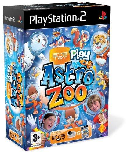 Sony SET (EYE-TOY CAM USB + EYE Toy:play Astro ZOO) Visore interattivo