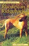 Rhodesian Ridgeback (Pet Owner's Guide)