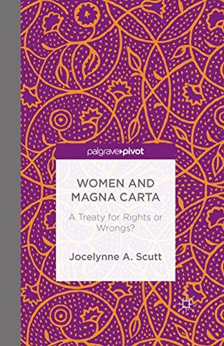 Libros Para Descargar En Women and The Magna Carta: A Treaty for Control or Freedom? PDF PDF Online