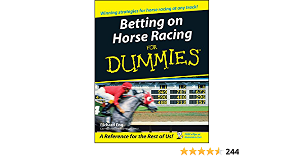 Betting horses for dummies brisbane vs adelaide betting expert