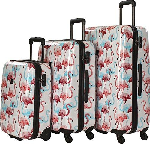 Saxoline Flamingo 4-Rad Trolley-Set 3-tlg. 09 flamingo