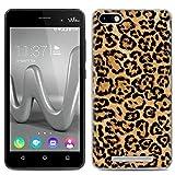 Easbuy Handy Hülle Soft Silikon Case Etui Tasche für Wiko Lenny 3 / Wiko Jerry / K-kool / K kool III / BQ Strike BQS 5020 Smartphone Cover Handytasche Handyhülle Schutzhülle