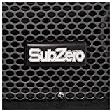 SubZero SZPA-815 200W de sonorisation avec Stands