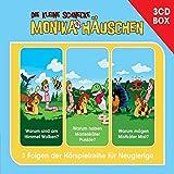 Die kleine Schnecke Monika Häuschen - 3-CD Hörspielbox Vol. 2: Folge 4-6 (Warum sind am Himmel Wolken? / Warum haben Mar