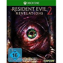 Capcom Resident Evil Revelations 2 Xbox One Basic Xbox One German video game - Video Games (Xbox One, Action, M (Mature))
