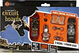 Circuit Boards Tony Hawk Birdhouse - Remote Control Skateboard/Fingerboard - Desing A - Set: 2 Decks & 1 Power Axle with Turbo Boost