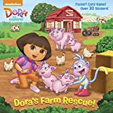 Best Random House Books for Young Readers Book Toddlers - Dora's Farm Rescue! (Dora the Explorer (Random House)) Review