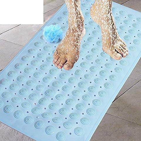 Verde para inodoro sin aroma alfombrilla de baño/baño alfombrillas/alfombra de baño bañera ducha/baño mats, A,