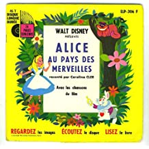 walt disney alice au pays des merveilles cd vinyles. Black Bedroom Furniture Sets. Home Design Ideas