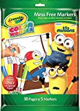 Crayola Disney Minions Color Wonder Set