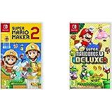 Super Mario Maker 2 + New Super Mario Bros. U Deluxe (Nintendo Switch)