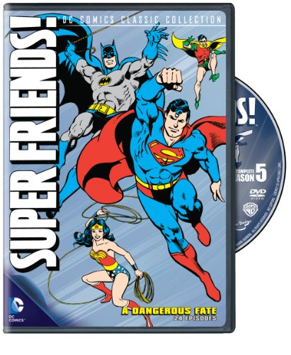 Super Friends: A Dangerous Fate Season 5 / (Full) [DVD] [Region 1]...