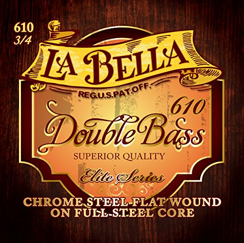 LABELLA RC610 ELITE SERIES STRING PARA CONTRABAJO 3/4