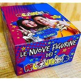 Box da 40 BUSTINE di Figurine Me Contro Te (200 Figurine)