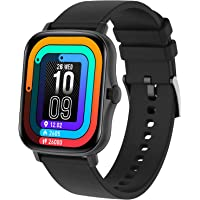 """Fire-Boltt Beast SpO2 1.69"""" Industry's Largest Display Size Full Touch Smart Watch with Blood Oxygen Monitoring, Heart…"""