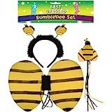3 Piece Bumble Bee Dress Up Set