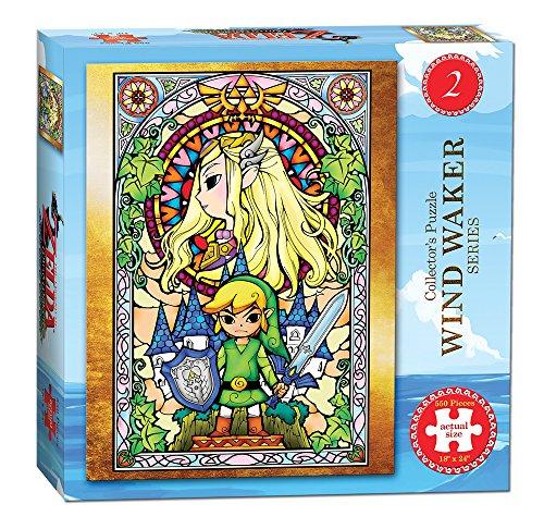 Legend-of-Zelda-Wind-Walker-Collectors-Series-2-550-Piece-Puzzle