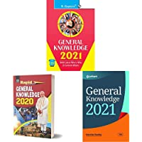 General Knowledge 2021: Latest Who's Who & Current Affairs+RAPID GENERAL KNOWLEDGE 2020 (PB)+General Knowledge 2021(Set…