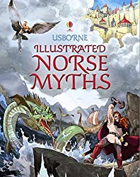 Illustrated Norse Myths (Usborne Illustrated Story Collections) (Illustrated Stories)