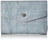 Tamaris Damen Adriana Small Wallet With Flap Umhängetasche, Blau (Light Blue)...