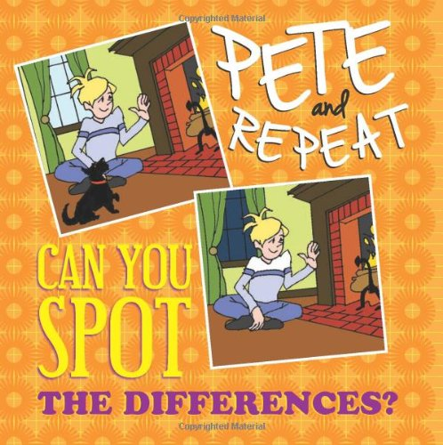 Pete And Repeat Can You Spot The Differences