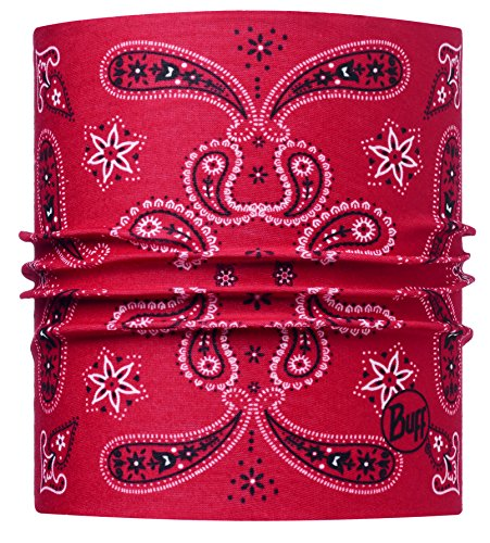 Buff Dog Schlauchschal, Cashmere Red, M/L -