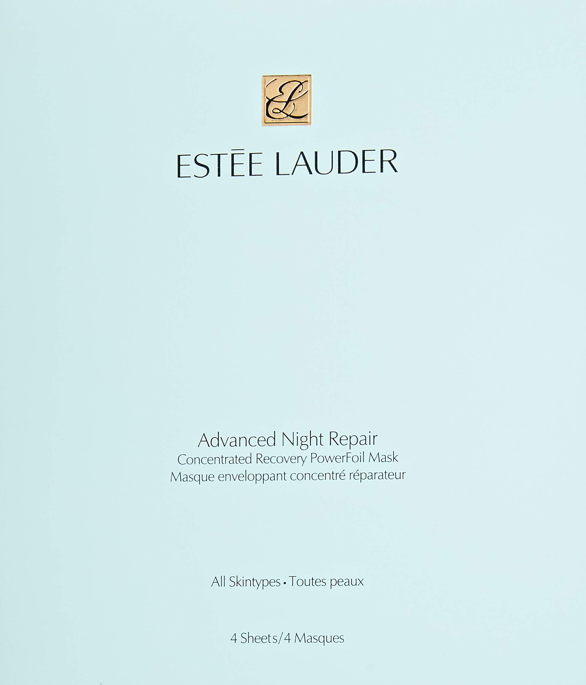 Estee Lauder Mascarilla Facial Advanced Night Repair 4 Sheets