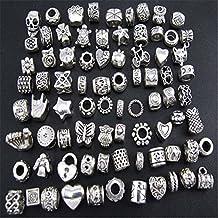 abalorios plata pulsera pandora