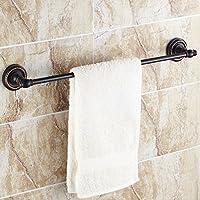 scuro bronzo antico stile europeo portasciugamani/Lusso bagno rame bagno accessori