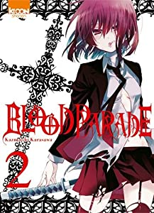 Blood Parade Edition simple Tome 2