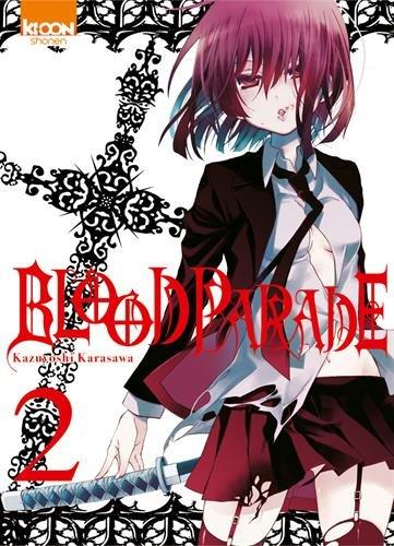 Blood parade Vol.2
