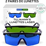 O3 Laser Bril Bescherming IPL   IPL laser ontharing beschermingsbril   Laser bril   Bril voor permanente ontharing