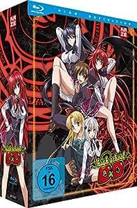 Highschool DxD - Vol. 1 (+ Sammelschuber) [Blu-ray]