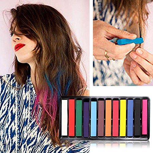 gowind6Praktische temporäre Super Colorful der Haarfarbe Kreide (alle)