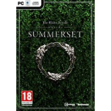 The Elder Scrolls Online Summerset PC Game [Import Anglais]