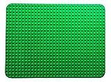 Strictly Briks - Premium-Bauplatte - Kompatibel mit Bausteinen Aller Führenden Marken - Nur für Steine mit Großen Noppen Geeignet - 20